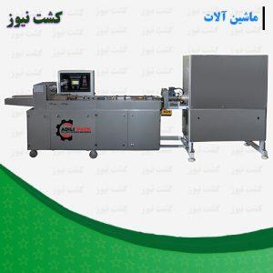 دستگاه APE10 شرکت ماشین سازی عدیلی
